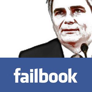 Versagt Bundeskanzler Faymanns Politik nicht nur auf Facebook?